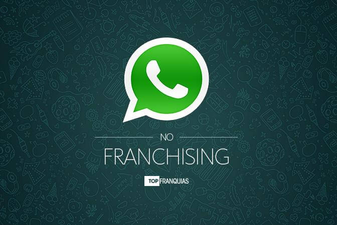 whatsapp no franchising TOP Franquias
