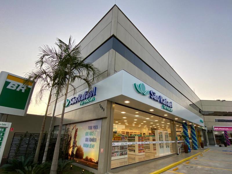 Farmácias São Rafael