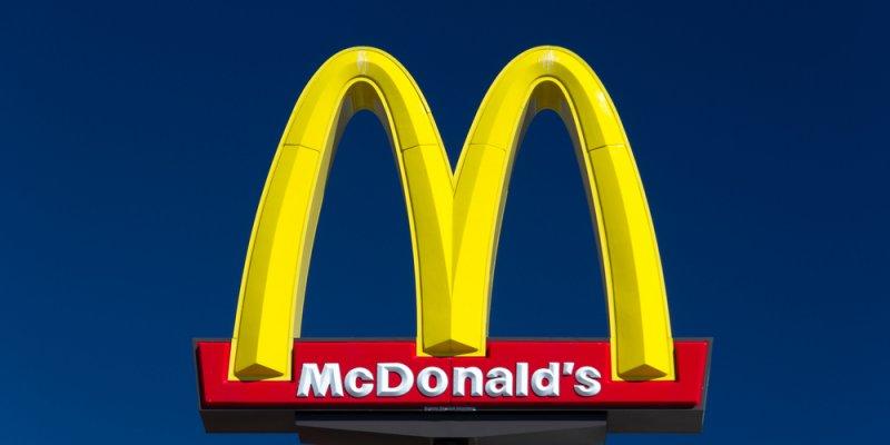 Arcos do Mcdonalds. Imagem ilustrativa texto maiores franquias do mundo